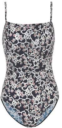 Etoile Isabel Marant Isabel Marant, Étoile Sidony printed one-piece swimsuit
