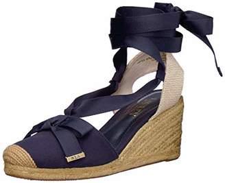 Lauren Ralph Lauren Women's Hollie Espadrille Wedge Sandal