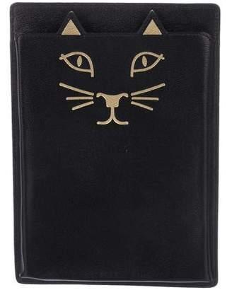 Charlotte Olympia Feline iPad Mini Sleeve