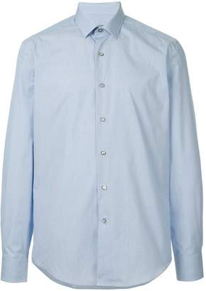 Lanvin small collar shirt