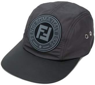 Fendi logo patch baseball cap