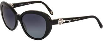 Tiffany & Co. Women's Tf4118b 55Mm Polarized Sunglasses