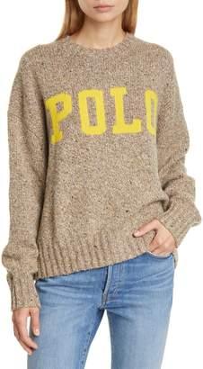 Polo Ralph Lauren Wool Blend Fair Isle Sweater