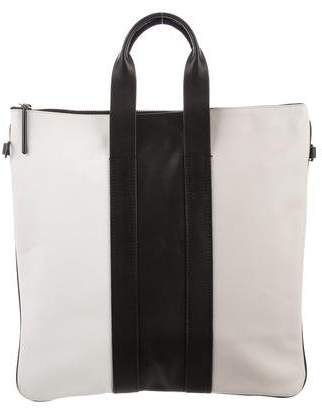 3.1 Phillip Lim Leather Convertible Satchel
