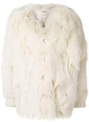 Miu Miu short coat