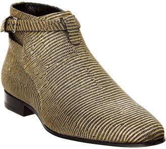 Saint Laurent Men's Leather Boot