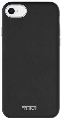 Tumi Leather Wrap iPhone 8 Case