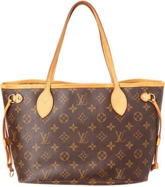 Louis Vuitton Monogram Canvas Neverfull Pm