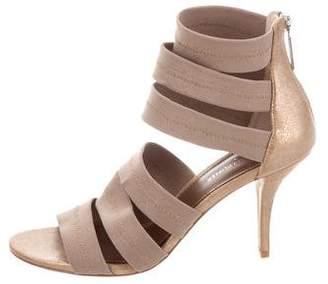 Donald J Pliner Metallic High-Heel Sandals