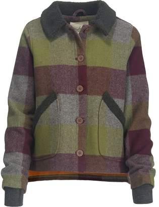 Woolrich Giant Buffalo Wool Jacket - Women's