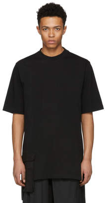 D by D Black Front Pocket T-Shirt