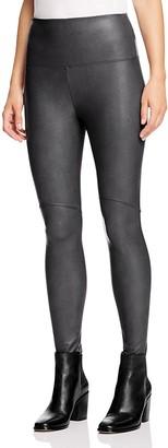 Lyssé Faux Leather Leggings $108 thestylecure.com