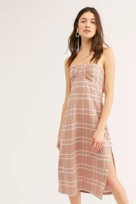 Life Like This Plaid Dress