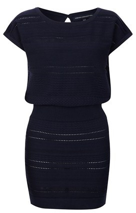 French Connection Max Knitted Dress