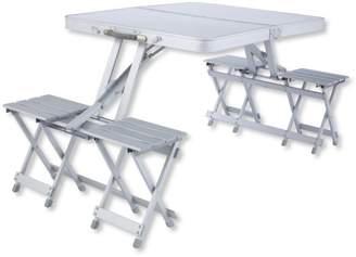 L.L. Bean L.L.Bean Quick-Pack Folding Picnic Table