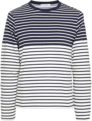 J.W.Anderson Striped Jersey T-Shirt