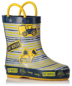 First Walkers Digger Wellington Boots