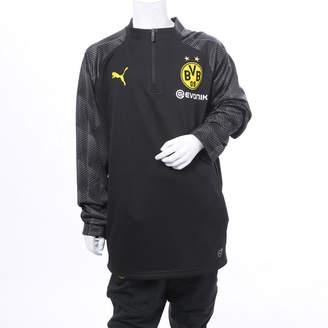 Puma (プーマ) - プーマ PUMA ジュニア サッカー/フットサル ジャージジャケット BVB 1/4 ジップトップ ジュニア 752860