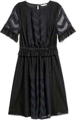 H&M Knee-length Dress - Black