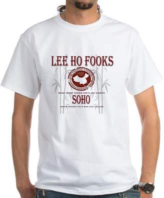 Lee CafePress - Werewolves Of London Ho Fooks T-Shirt - 100% Cotton T-Shirt
