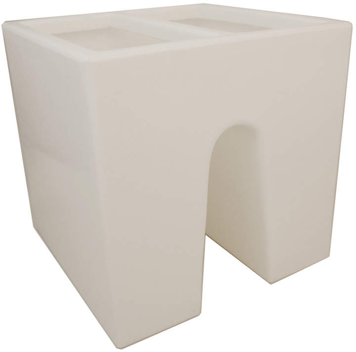 rephorm - Steckling cube, Weiß