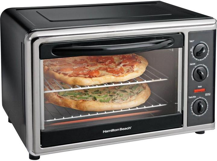 Hamilton Beach Convection Oven and Rotisserie
