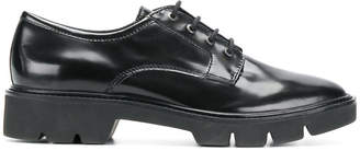 Geox chunky sole oxford shoes