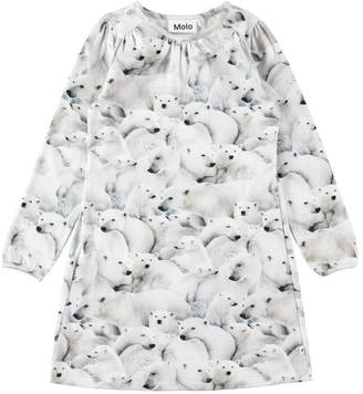 Molo Polar Bear Dress