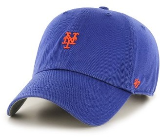 Women's '47 Clean Up Ny Mets Baseball Cap - Blue $25 thestylecure.com