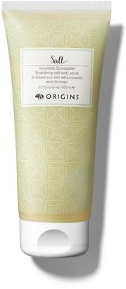 Origins Incredible Spreadable Smoothing Salt Scrub