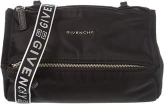 7c3b9ce78366 Givenchy 4G Pandora Mini Nylon Shoulder Bag