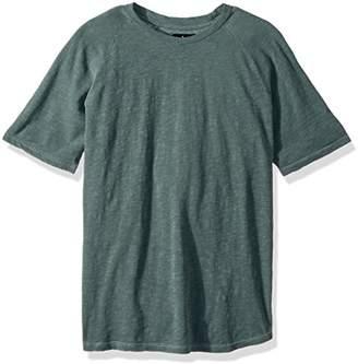 Velvet by Graham & Spencer Men's Velvet's Cool Cotton Short Sleeve Raglan Tee Shirt in Jersey