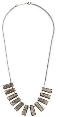 Kendra Scott Angelina Druzy Bar Collar Necklace
