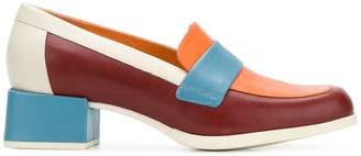 Camper colour block pumps