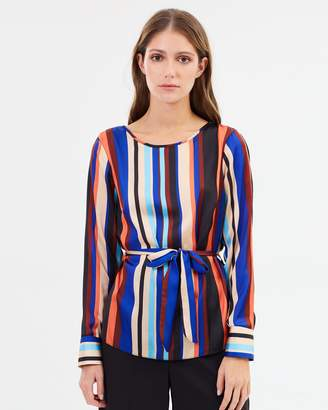 Dorothy Perkins Striped Long Sleeve Top