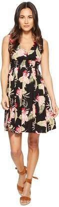 Roxy Angelic Grace Printed Dress Women's Dress
