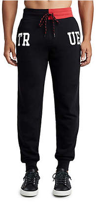 True Religion MENS COLOR BLOCK JOGGER