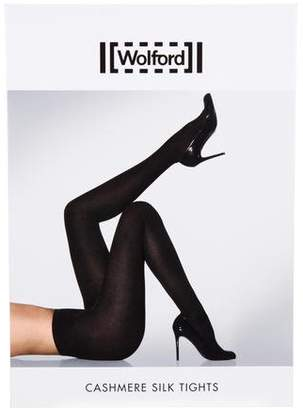 Wolford Cashmere Silk Tights