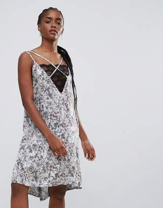 Bellfield Celsia Printed Sun Dress