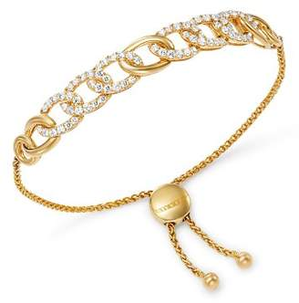 Bloomingdale's Diamond Chain Bolo Bracelet in 14K Yellow Gold, 1.5 ct. t.w. - 100% Exclusive