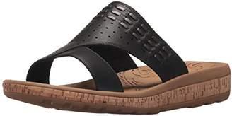 Rockport Women's Keona Slide Platform Sandal