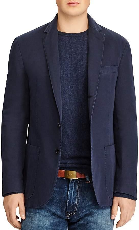 Polo Ralph LaurenPolo Ralph Lauren Morgan Cotton-Linen Slim Fit Sport Jacket