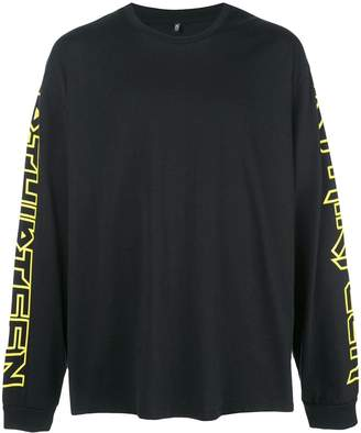 R 13 long sleeved T-shirt