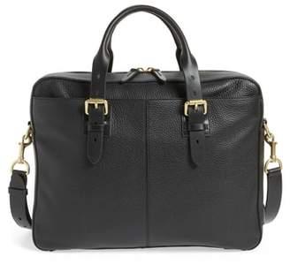 Cole Haan Brayton Leather Attache Briefcase