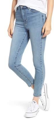 Denim & Supply Ralph Lauren Dr. Denim Supply Co. Copacabana Crop Skinny Jeans