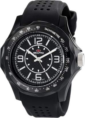 Seapro Men's SP4110 Casual Dynamic Watch