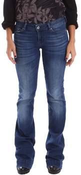 Bootcuts P94003 QW4WE Jeans Frauen Blau
