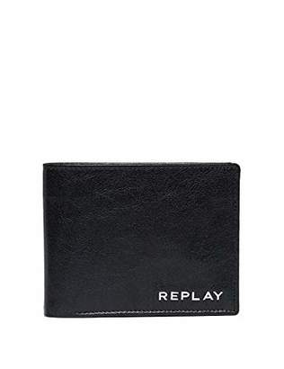 Replay Men's Leather Wallet