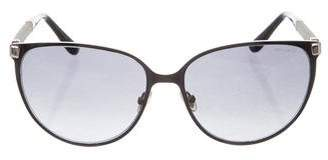 Jimmy Choo Cat-Eye Tinted Sunglasses