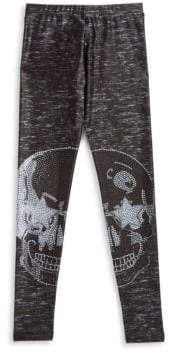 Terez Girl's Starry Eyed Leggings